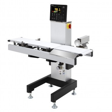Entry-level checkweighers of exceptional value  photo