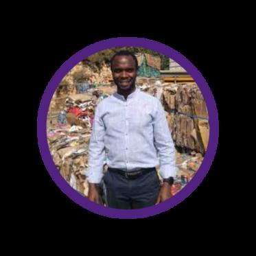 Peter Aburi, CEO - CGK