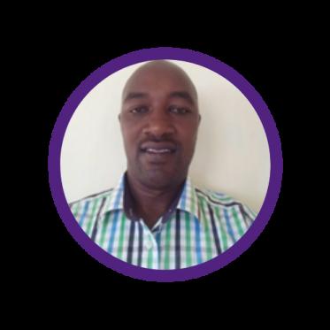 Geoffrey Kuria, Administration Manager, KAWR