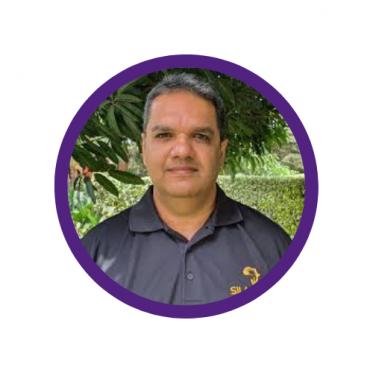 Akshay Shah, Group Executive Director, Silafrica