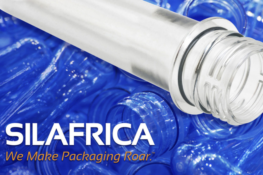 Expansion of PET Preform Production in Silafrica Tanzania logo