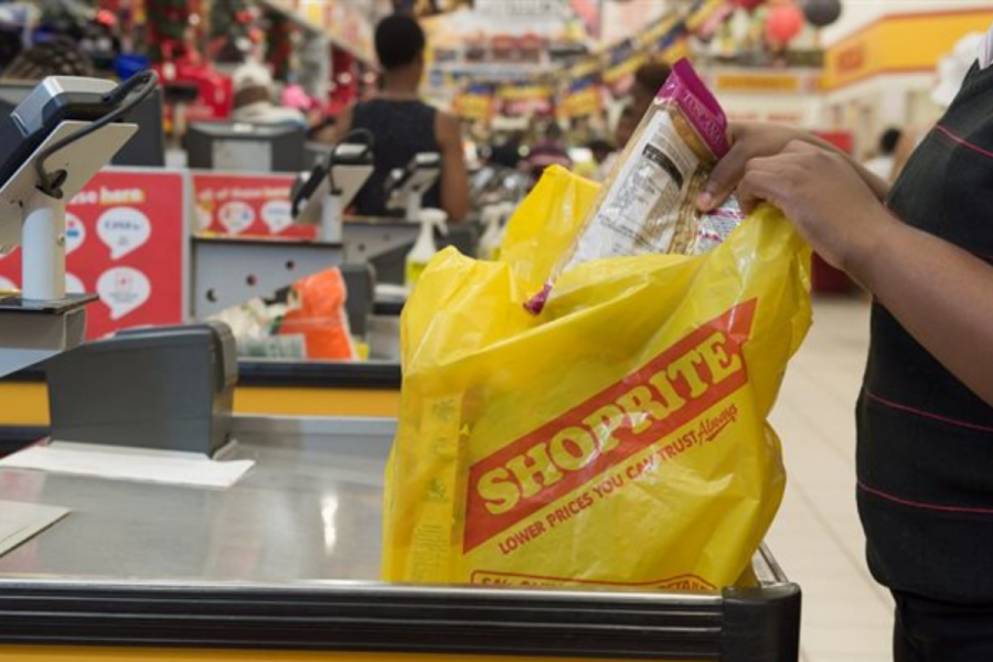How the Shoprite Group is curbing its plastic packaging waste logo