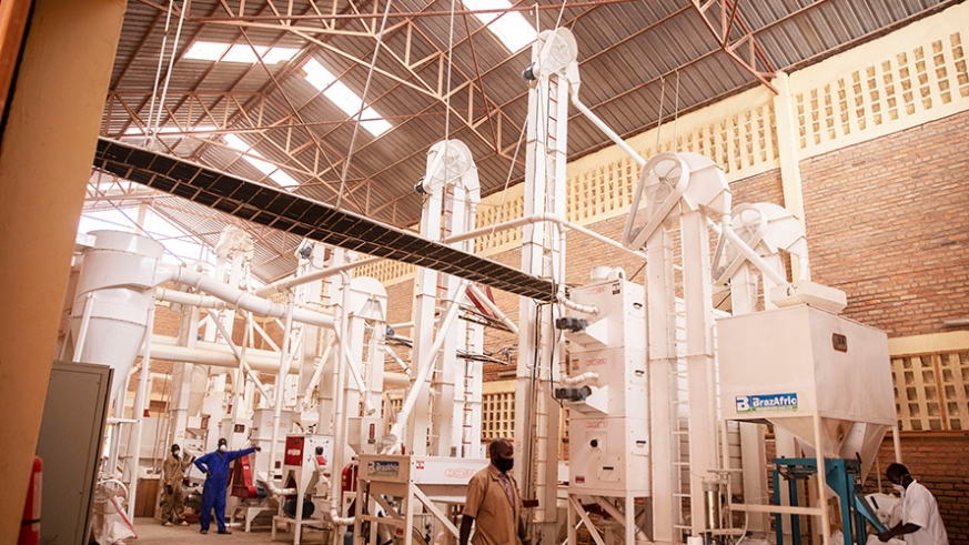 Rwanda extends tax breaks to manufacturing image