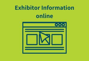 Online Exhibitor information